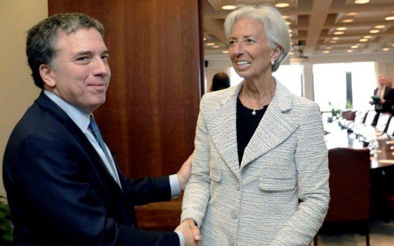 En septiembre llega un nuevo desembolso del FMI por u$s 3.000 millones