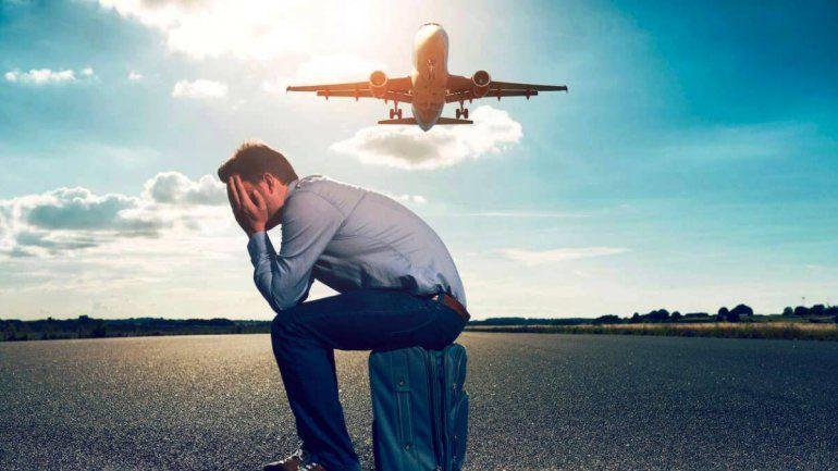 ¿Tenés miedo a volar? Aerolíneas Argentinas lanzó un curso para perderlo
