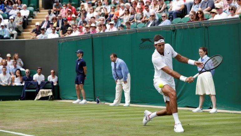 Se sorteó el cuadro de Wimbledon: el camino que debería recorrer Juan Martín Del Potro