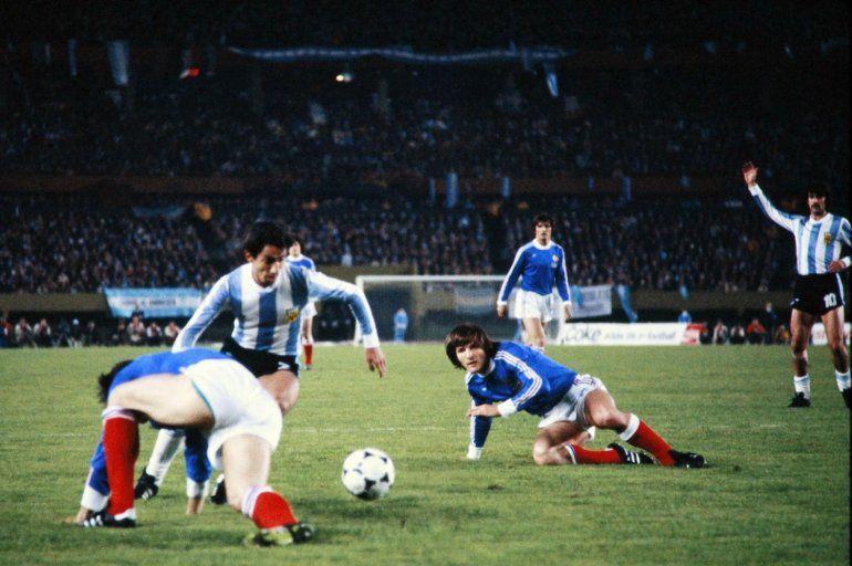 El historial entre Argentina y Francia
