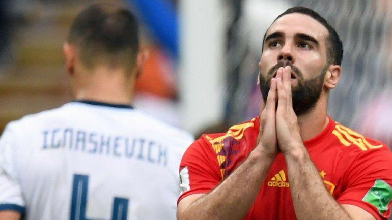 Hazaña Rusa y cuartos: España también quedó eliminada del Mundial