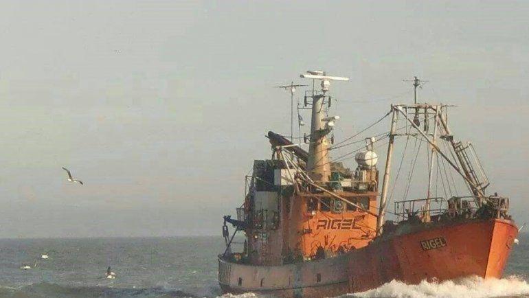 Encontraron hundido al barco que buscaban desde el 8 de junio
