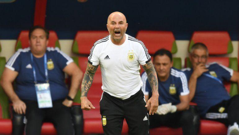 Quiénes son los candidatos a dirigir a la selección argentina si se va Jorge Sampaoli