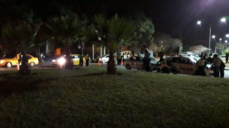 Operativos de seguridad vial: 40 conductores alcoholizados en la madrugada del domingo