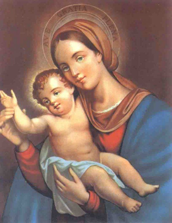 Hoy se celebra el Día de Nuestra Señora del Huerto