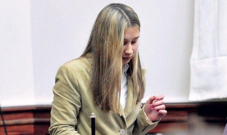 Nahir Galarza estuvo embarazada y abortó, según reveló el fiscal