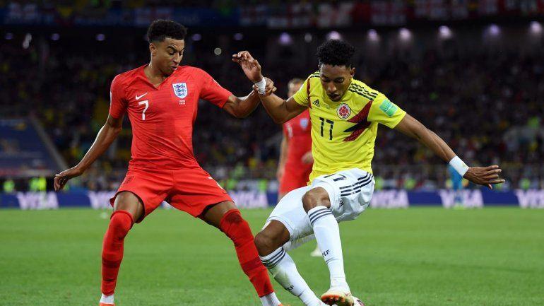 ¡Por penales! Colombia no pudo con Inglaterra y jugará en cuartos ante Suecia