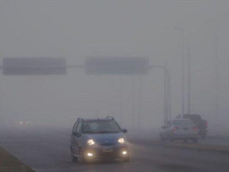 Jujuy envuelta en niebla: Recomendaciones para conducir