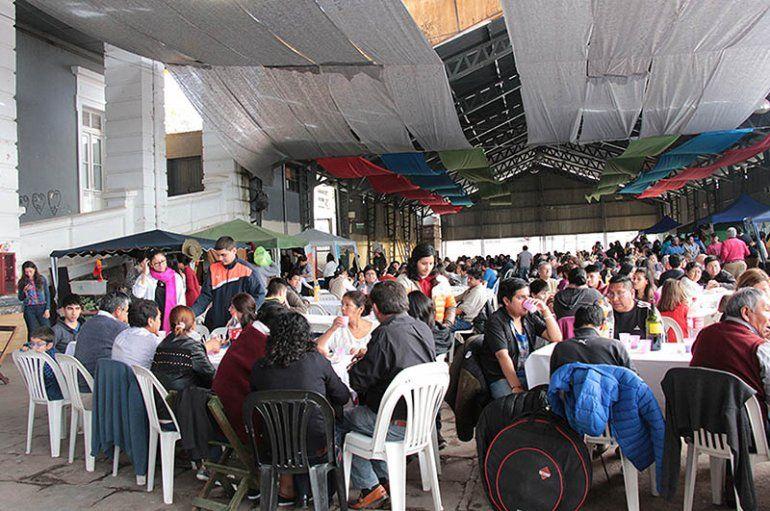 Festival de la empanada (Foto de archivo)