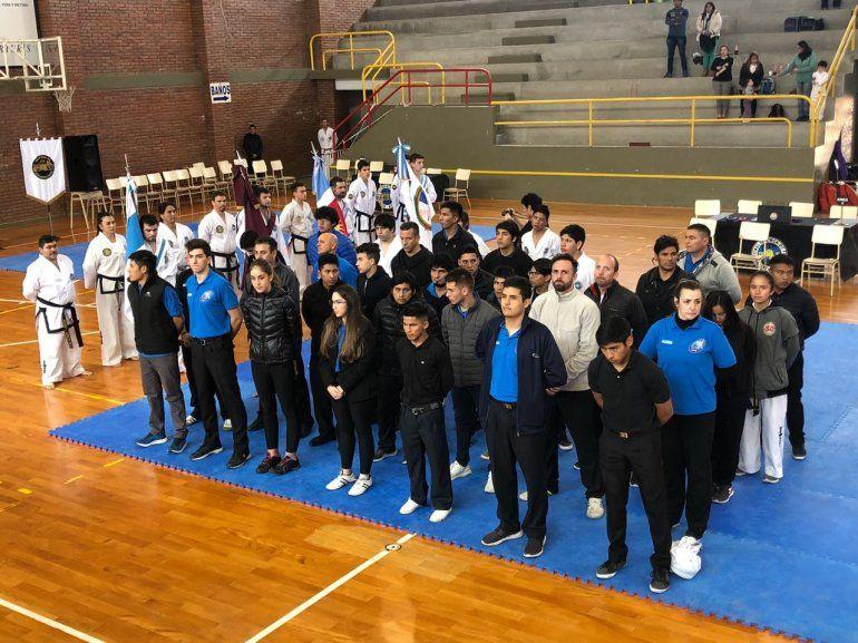 Taekwondistas vivieron una fiesta en Jujuy en el Campeonato Regional del NOA