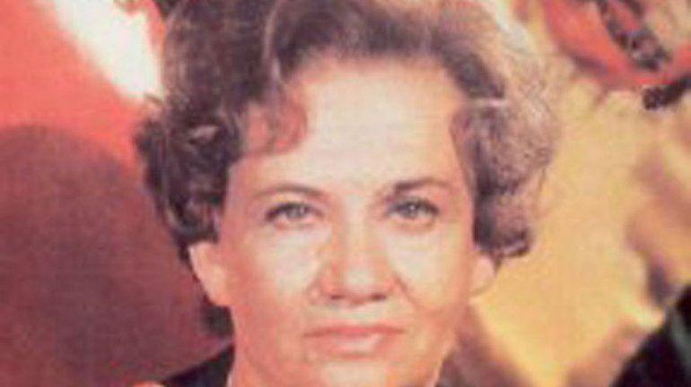 Lidia Gueiler Tejada - Bolivia