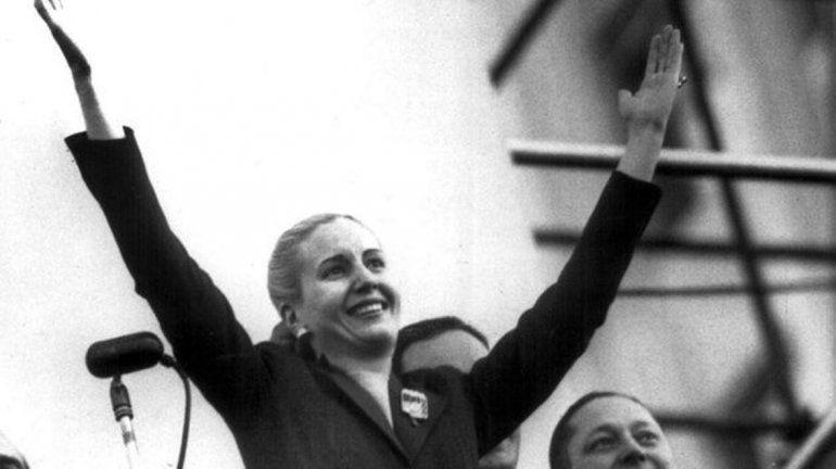 Eva María Duarte de Perón - Argentina