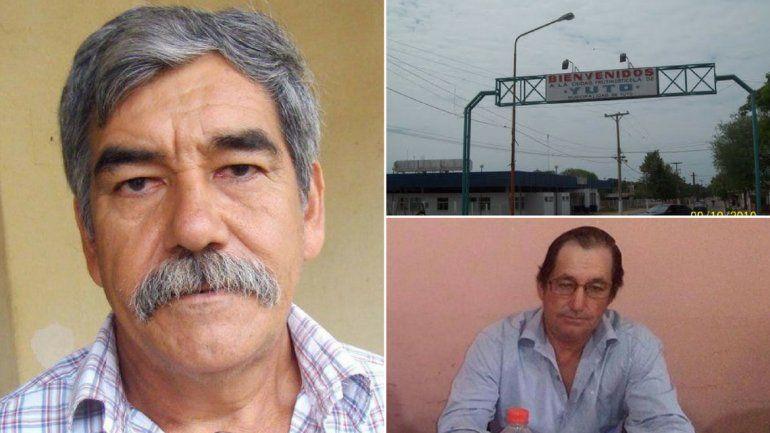 Rubén Valdiviezo, el intendente de Yuto, renunció por razones personales