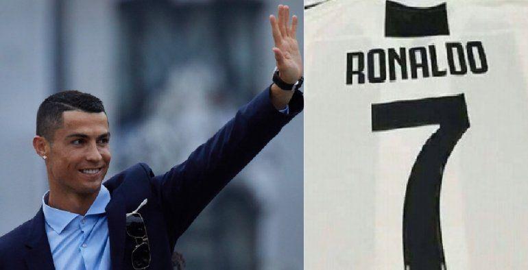 Cristiano Ronaldo ya firmó con Juventus, confirmó el ex director deportivo del club