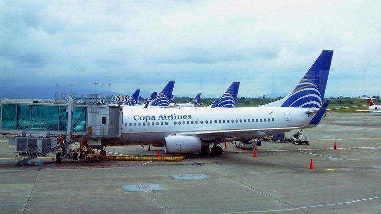 Copa Airlines operará dos vuelos semanales entre Panamá y Salta