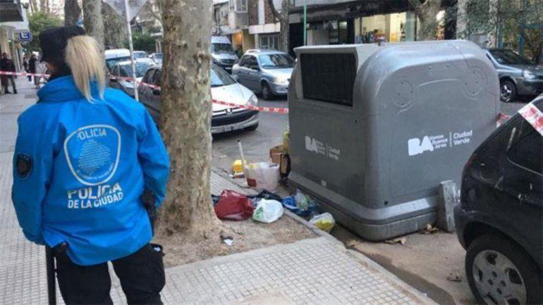Encuentran a un recién nacido muerto en un contenedor de basura