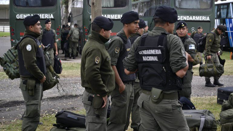 Gendarmería Nacional tiene abierta sus inscripciones para oficiales y gendarmes