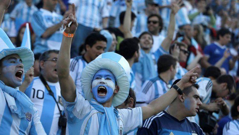 Mundial vs. AFIP: la entidad ya tiene los primeros datos de los argentinos investigados que viajaron