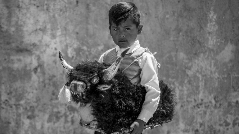 Una imagen dice más que mil palabras: un jujeño en la exposición de las mejores fotos de la Argentina durante el 2017