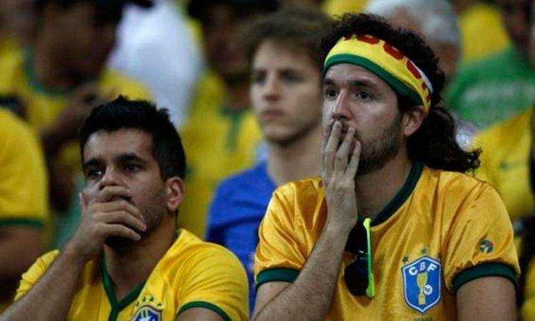 ¡Brasil decime qué se siente! También se despidió del Mundial