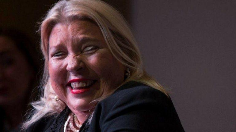 El senador Mario Fiad indignado con Elisa Carrió: Esta vez se fue de boca