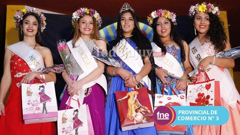 Agustina es la nueva reina del Provincial 3