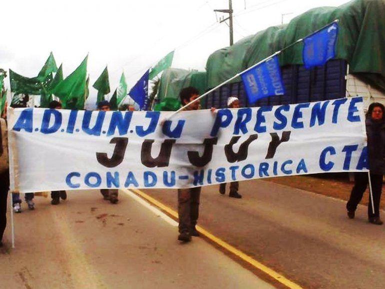 Adiunju con medidas: no iniciará el segundo cuatrimestre en la UNJu