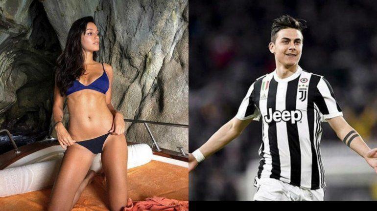 Con una foto sexy, Oriana Sabatini y Paulo Dybala blanquearon en las redes sociales