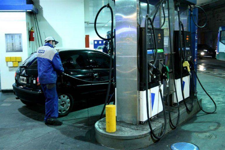 YPF aumentó 1% los combustibles y aplicó su segunda suba en una semana