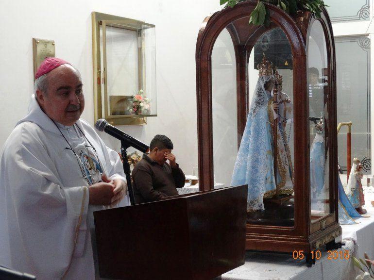 Obispo Fernández: Vamos a tratar de acompañar el debate del Senado con la oración y el ayuno
