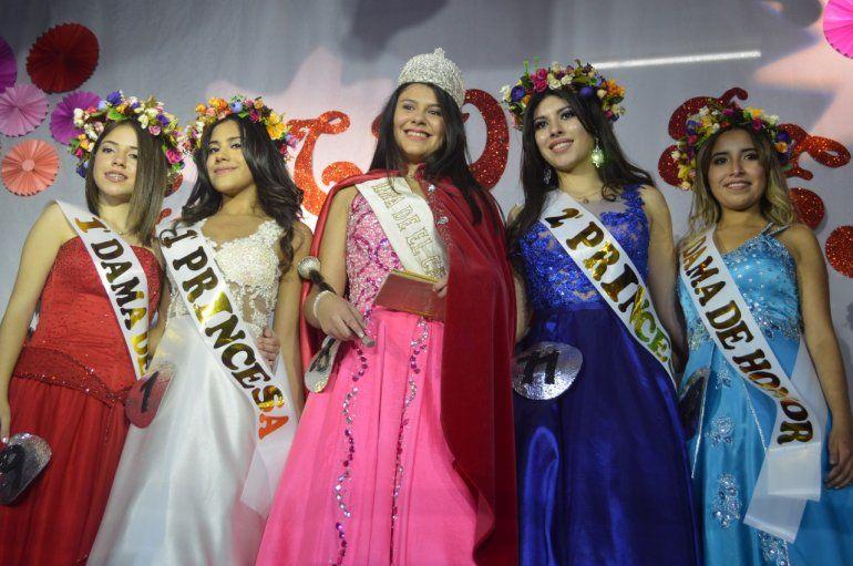 Guadalupe Cancino es la nueva reina de las Patronales Carmenses