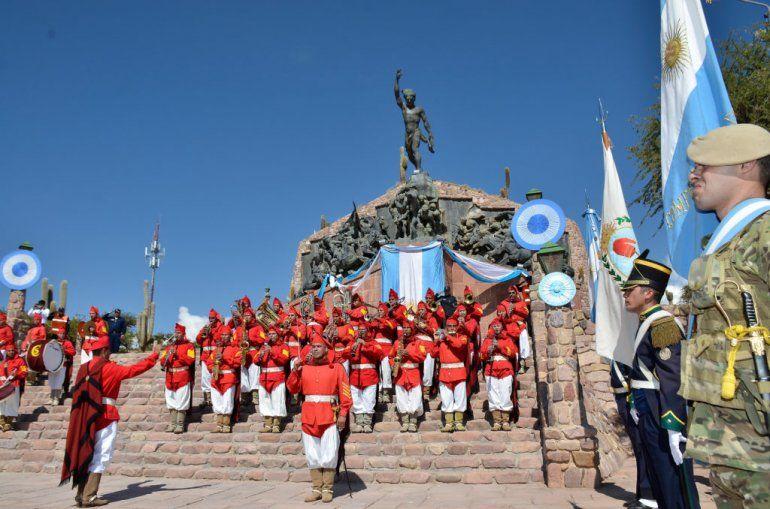 Humahuaca será sede de los festejos por el 9 de julio