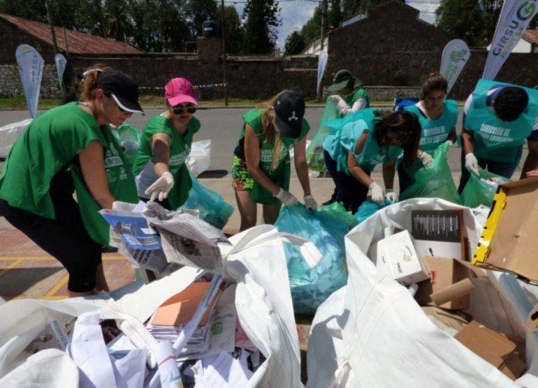 Entre todos podemos cuidar el ambiente: llega el tercer Reciclatón a Jujuy