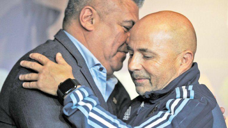 Tapia aseguró que Sampaoli seguirá como DT de la Selección: Tiene contrato