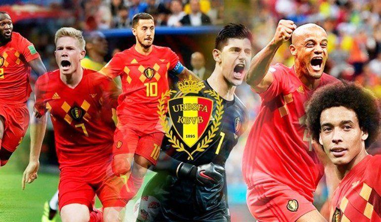 ¿Porqué Bélgica puede llegar a la final? Razones para que vayan por la Copa