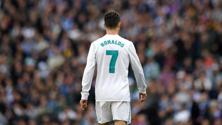 La emotiva carta de despedida de Cristiano Ronaldo para la afición del Real Madrid