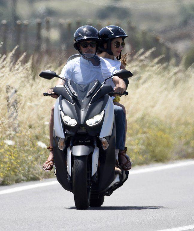George Clooney sufrió un accidente en Italia, fue hospitalizado y ya le dieron el alta