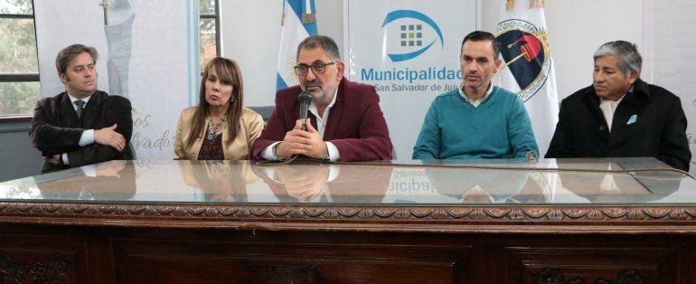 Cambios en el área de educación de la municipalidad capitalina: asumieron 3 funcionarios