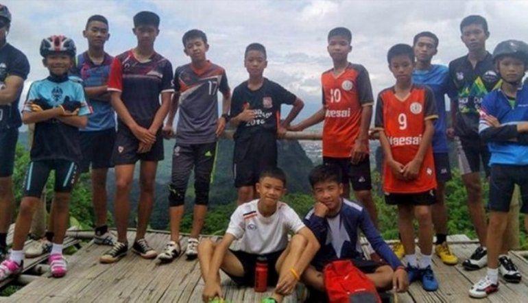 Milagro en Tailandia: los niños se recuperan sin complicaciones