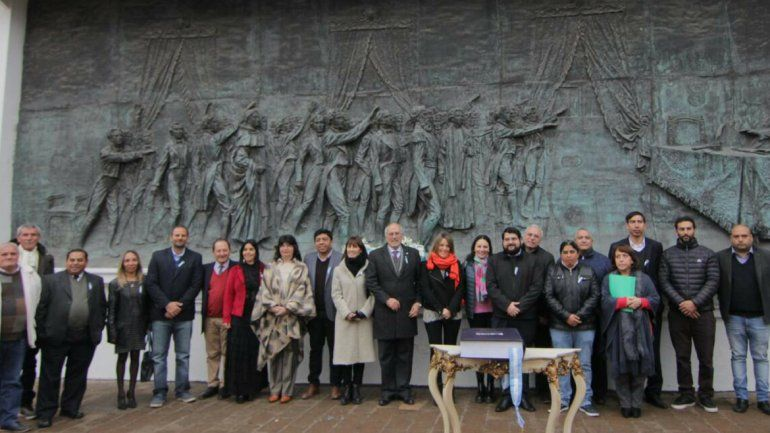 Constituyeron la Asociacion Civil de Ciudades con Dique: dos jujeños en la comisión directiva