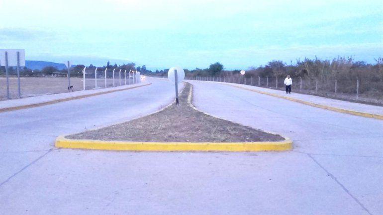 En septiembre se inauguraría el nuevo ingreso a la ciudad de Perico