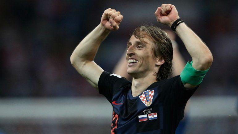 Luka Modric podría ir 5 años preso después de la final del Mundial de Rusia