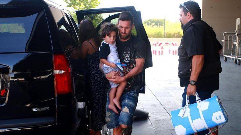 El viaje secreto de Messi y su familia tras la eliminación de la Selección argentina en el Mundial