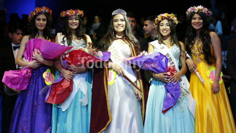 Un nuevo nombre en la FNE: Silvana Palacios es la reina del Comercial 2