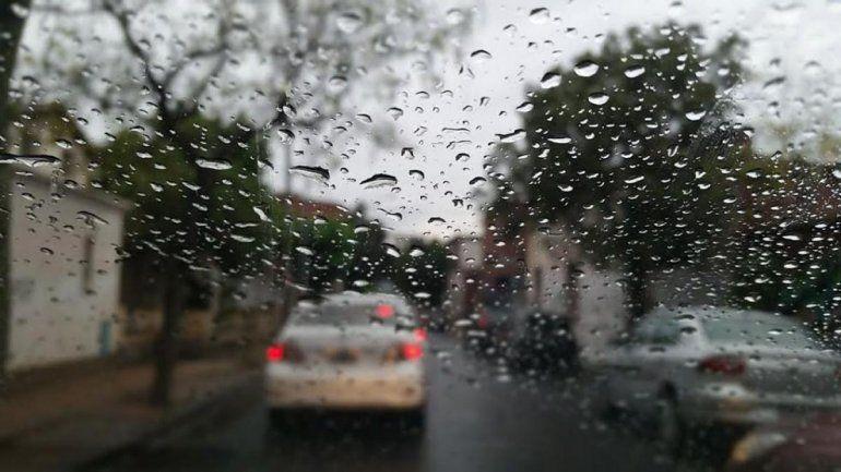 Jornada de lluvia y poca visibilidad: mirá cómo están las rutas en la provincia