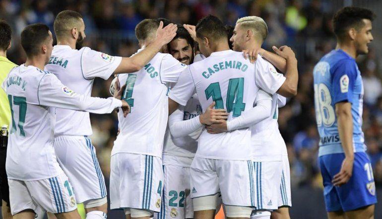 Real Madrid piensa en un delantero argentino para reemplazar a Ronaldo