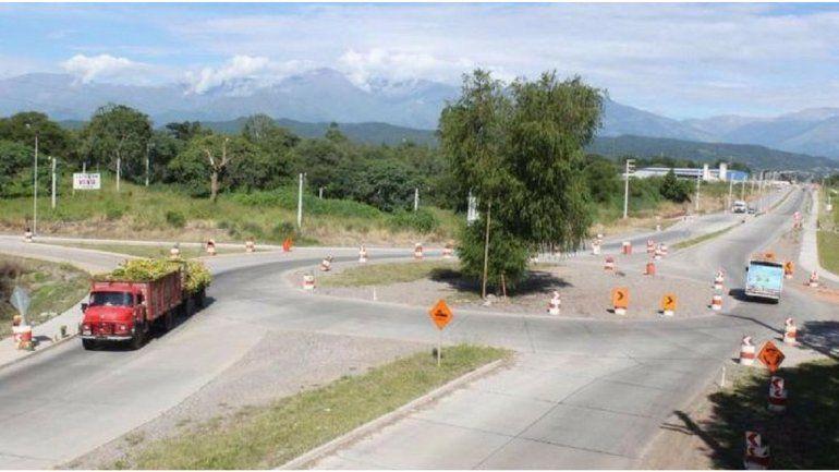 Ruta Provincial 1: el municipio de Palpalá iniciará las obras en el acceso por Río Blanco