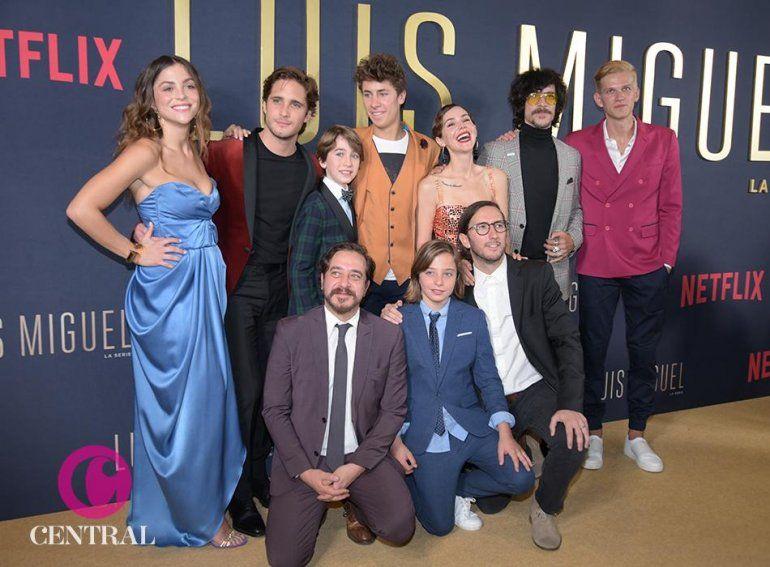 Los 10 errores más impactantes de la serie que cuenta la vida de Luis Miguel