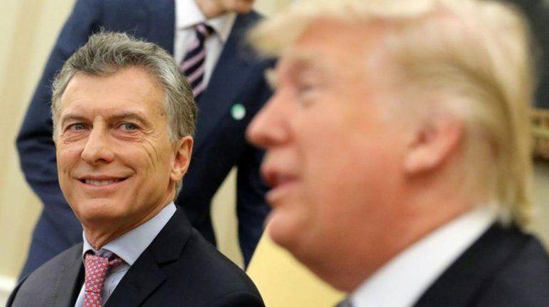 Confirman que Donald Trump vendrá a la Argentina para participar de la cumbre del G- 20