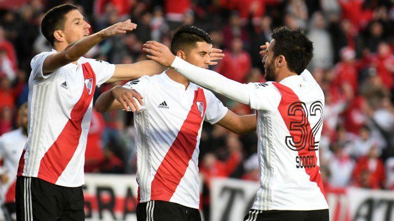 River aplastó a Central Norte por la Copa Argentina